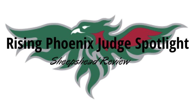 Rising Phoenix Judge Alex Bledsoe