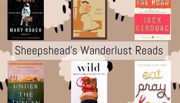 Sheepshead's Wanderlust Reads