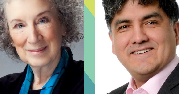 Margaret Atwood And Sherman Alexie Are Coming To Green Bay